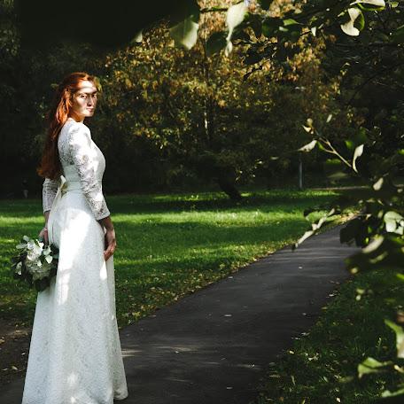 Wedding photographer Olga Simakova (Ledelia). Photo of 06.11.2017