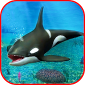 Hungry Blue Whale Shark Attack: Shark Attack Games