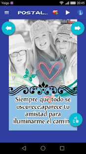 Frases de Amistad- screenshot thumbnail