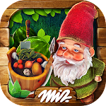 Hidden Objects Garden – Mystery Games Icon