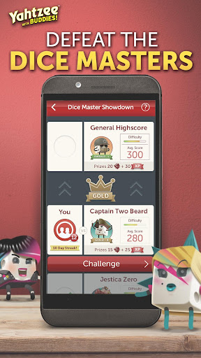 YAHTZEE® With Buddies: A Fun Dice Game for Friends screenshot 6