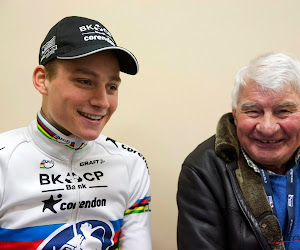 Raymond Poulidor is overleden