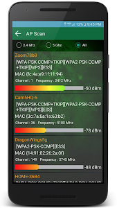 Wifi Analyzer-Wifi tools pro v14.0