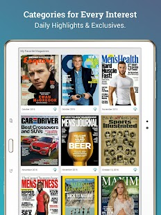 Texture – Digital Magazines- screenshot thumbnail