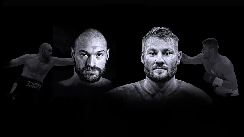Watch Fury vs. Schwarz Weigh-In live