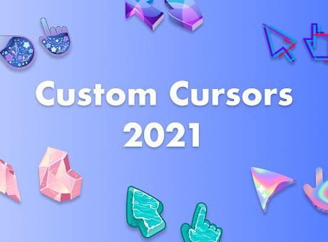 Cute Custom Cursors 2021 for Chrome
