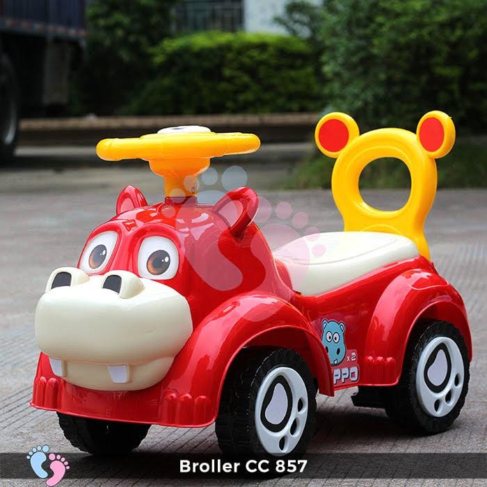 Xe chòi chân trẻ em Broller CC-857 5
