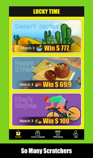 Lucky Time - Win Rewards Every Day 1.1.19 screenshots 1