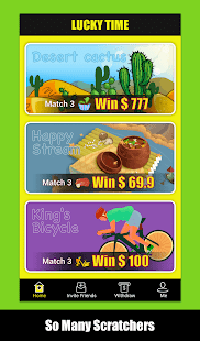 Lucky Time - Win Rewards Every Day Screenshot