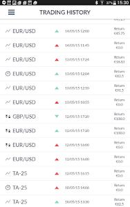 GrandOption - Binary Options screenshot 12