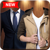 Man Suit Photo Maker