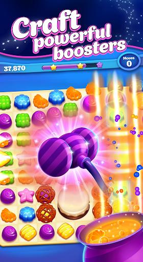 Crafty Candy u2013 Match 3 Adventure apkpoly screenshots 3