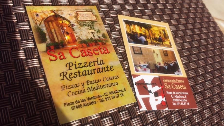 Foto Restaurante Sa Caseta 1