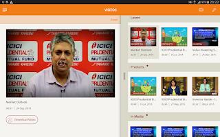Screenshot of IPRUTOUCH