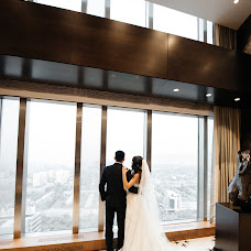 Wedding photographer Ospankhan Aubakirov (ospankhan). Photo of 15.11.2017