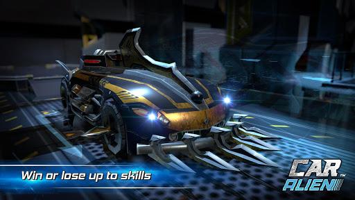 Car Alien - 3vs3 Battle screenshot 15