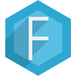 Flatty - A Flat Hex Icon Pack v1.0.5