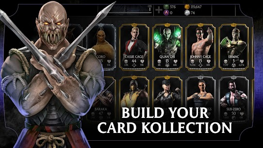 MORTAL KOMBAT X MOD 1.18.0 (Unlimited Soul/Coins) Apk + Data 3