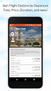 Air India screenshot 2