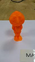 Photo: Монстр, отпечатанный на 3D-принтере