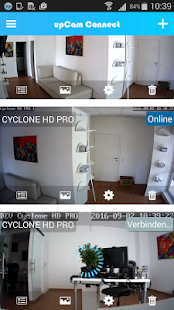 upCam Connect – Vignette de la capture d'écran