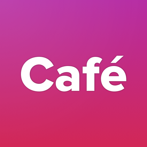 Cafe - connecting people all around the world