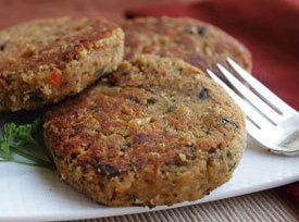 Bean Patties Recipe