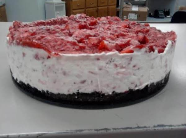 Strawberry Whipped Delight