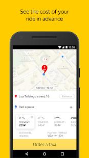 Yandex.Taxi Ride-Hailing Service - náhled