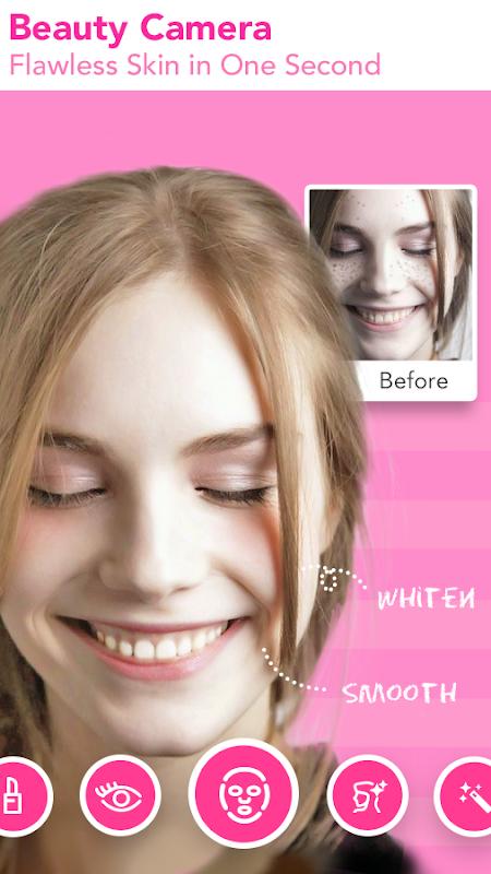 Face Filter, Selfie Editor - Sweet Camera screenshots