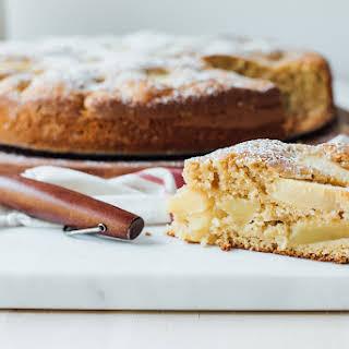 Traditional Italian Apple Cake [Torta di Mele Classica].