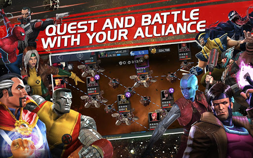 MARVEL Contest of Champions (Mod)
