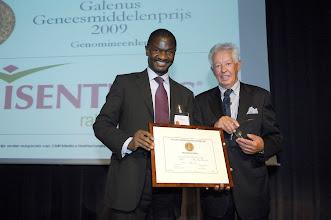 Photo: Isentress Genomineerde Galenus Geneesmiddelenprijs 2009 in Leidenfoto © Bart Versteeg