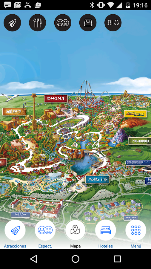 PortAventura World- screenshot