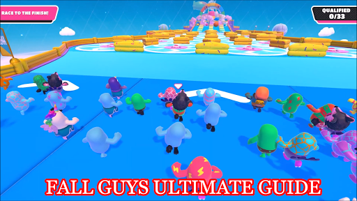 Fall Guys Ultimate Knockout Game Guide  screenshots 2