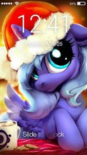 Amazing Pony Screen Lock - náhled