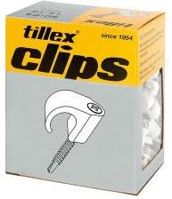 Tillex Plåtclips