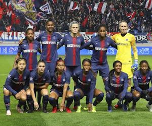 Les Parisiennes ont pu compter sur une ambiance de feu pendant qu'elles battaient l'OM 11-0