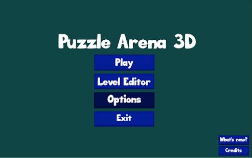 Puzzle Arena 3D screenshot 4