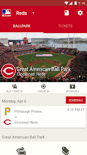 MLB.com Ballpark- screenshot thumbnail