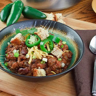 Tri-Tip Steak Chili