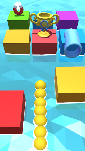 Ball Run Stack - 5 Ball Game Stack Hit Helix in 1 2 screenshots 11