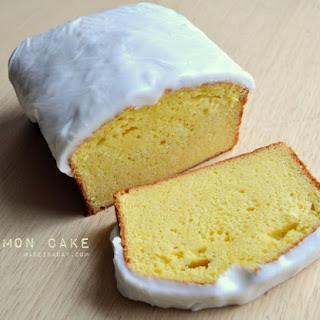 Lemon Loaf Cake.