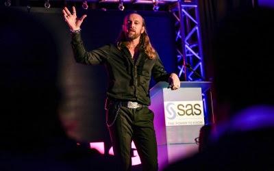 Anders Indset, business guru