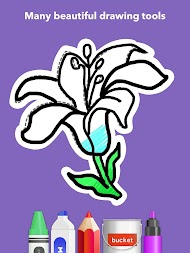 How To Draw Flowers APK screenshot thumbnail 15