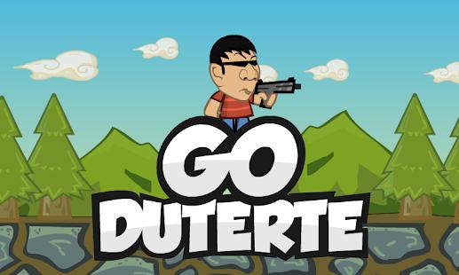 Go Duterte- screenshot thumbnail