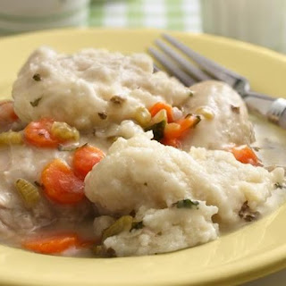Chicken & Dumplings via BC