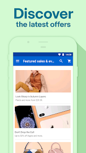 App Holiday Shopping Deals: Buy, Sell & Save with eBay APK for Windows Phone