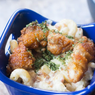 Copycat Apleebee'S 4 Cheese Macaroni and Cheese with Honey Pepper Chicken Tenders Recipe
