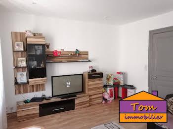 Duplex 5 pièces 86 m2